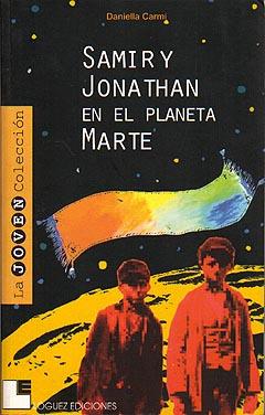 Samir y Jonathan en el planeta Marte