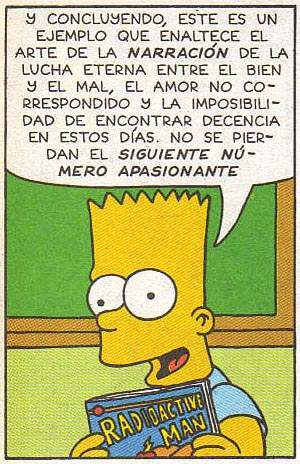 Simpsons Los Simpson Ayudando A Bart De Milftoon Parte 2 Real Madrid