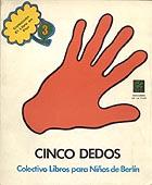 """Portada de """"Cinco dedos"""""""