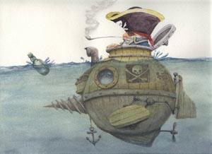 Dibujo de O'Kif