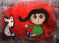 Dibujo de Javier González
