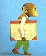 Dibujo de Anthony Browne