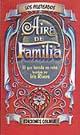 "Portada de ""Aire de familia"", libro de Iris Rivera"