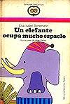 """Portada de """"Un elefante ocupa mucho espacio"""""""