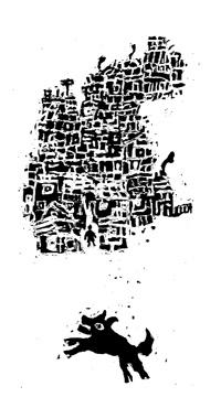 Ilustración de Sáulor (Oscar Rojas)