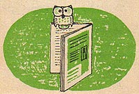 Ilustración de la revista Pepín Cascarón