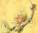 Fragmento de un dibujo de  Subi