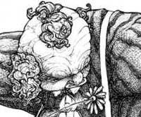 Fragmento de un dibujo de Lisandro Demarchi