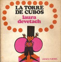 Portada de la edición de La torre de cubos de 1973