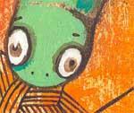 Fragmento de un dibujo de Mónica Pironio
