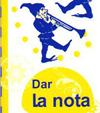 """Fragmento de la portada de """"Dar la nota"""""""