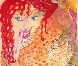 Fragmento de una imagen por Ana Luisa Stok