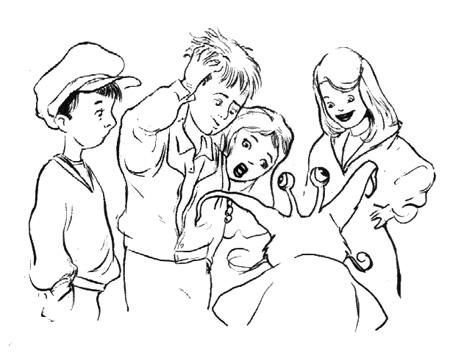 Un capítulo de Cinco niños y eso - Imaginaria No. 192 - 25 de ...