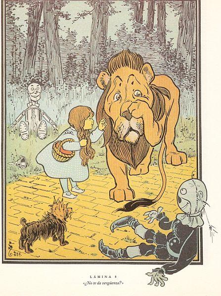 Imaginaria  El Mago de Oz