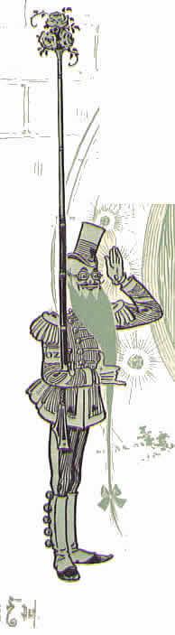 El Mago de Oz. Capítulos 11 y 12 – Imaginaria