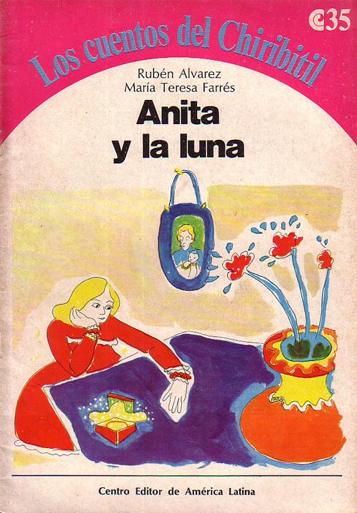 Resultado de imagen para EUDEBA presenta Anita y la luna